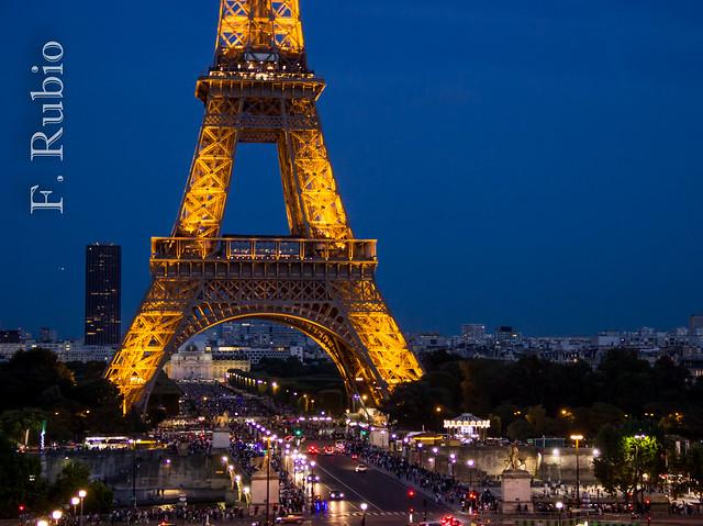 París ciudad de la luz
