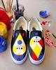 ink on shoes - sneak peek five
