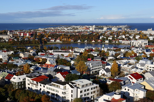 Downtown Reykjavik. | by Snapdragon1959