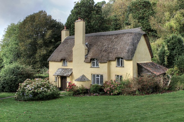Bow Cottage, Selworthy Green, Somerset
