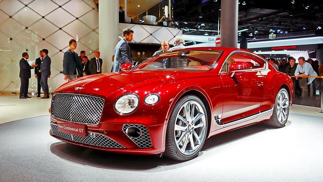 Image of Continental (Mk3) - Bentley