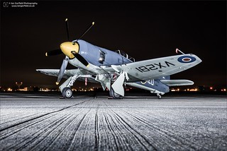 Hawker Sea Fury T.20 - VX281 - G-RNHF | by Ian Garfield - thanks for over 2 million views!