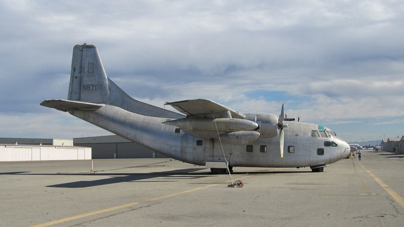 Fairchild C-123K Provider 1