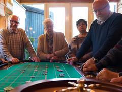 Casino concentratie