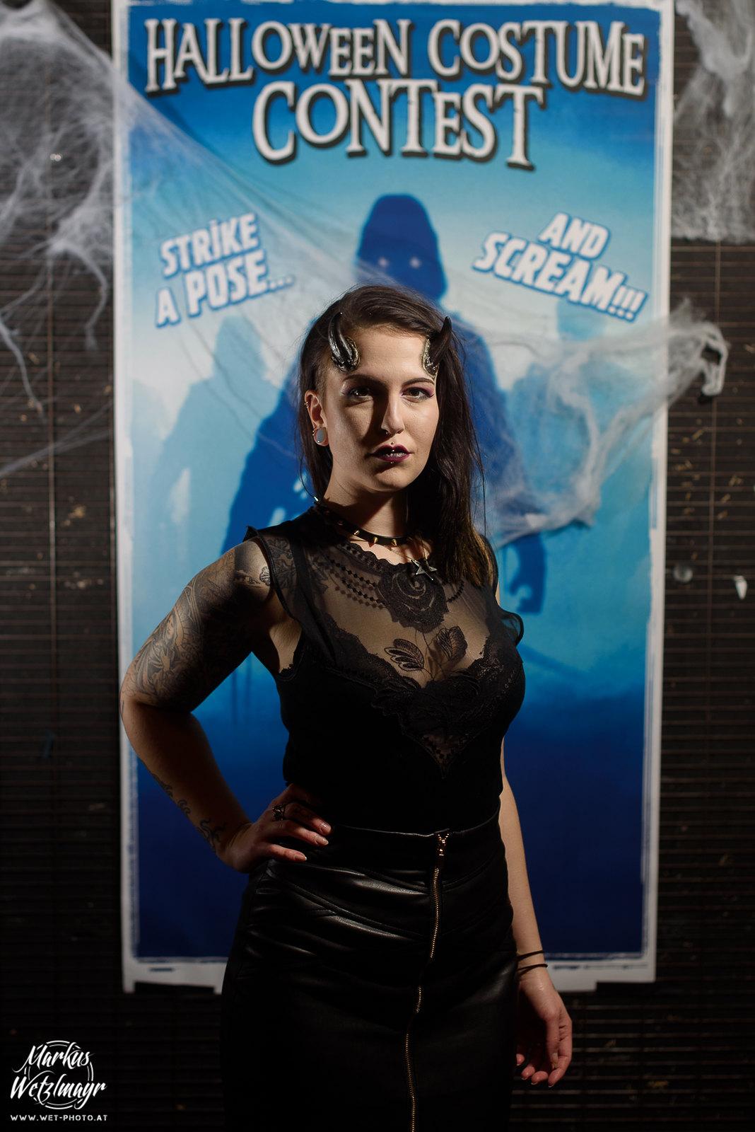 "#0 - Nora Buchebner, ""Miss Satan"" - Everyday is Halloween, 15 Years of BZFOS"