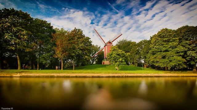 Windmill Bruges