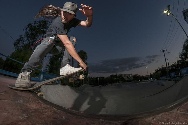 Christopher Alvarez - Crailslide