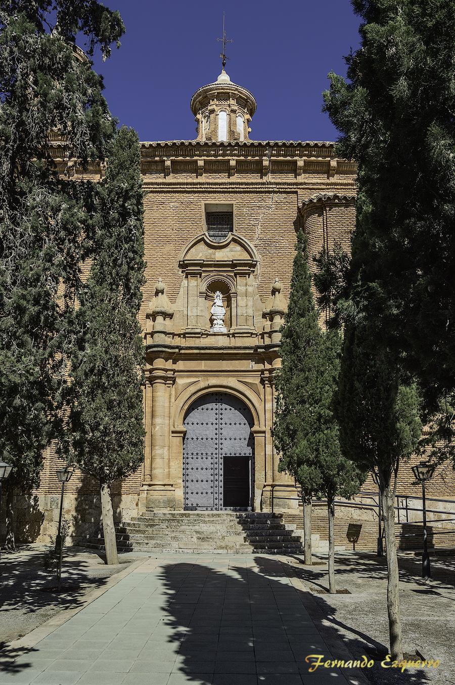 Santuario de Ntra. Sra. del Pueyo de Belchite