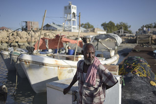 FAO Supports Somali Fishing | by United Nations Photo