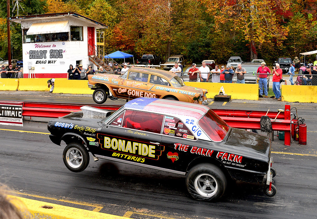 Gasser battle | At the 2017 Southeast Gassers Finals at Shad… | Flickr