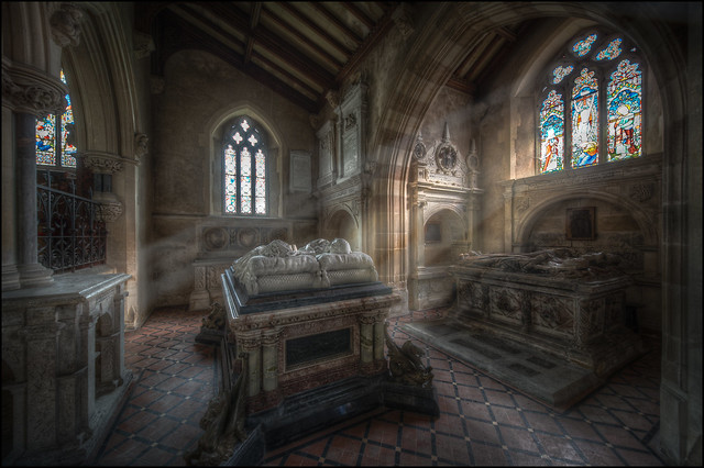 Deene Church Interior 17