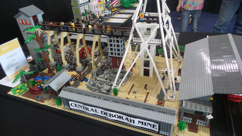Central Deborah Mine
