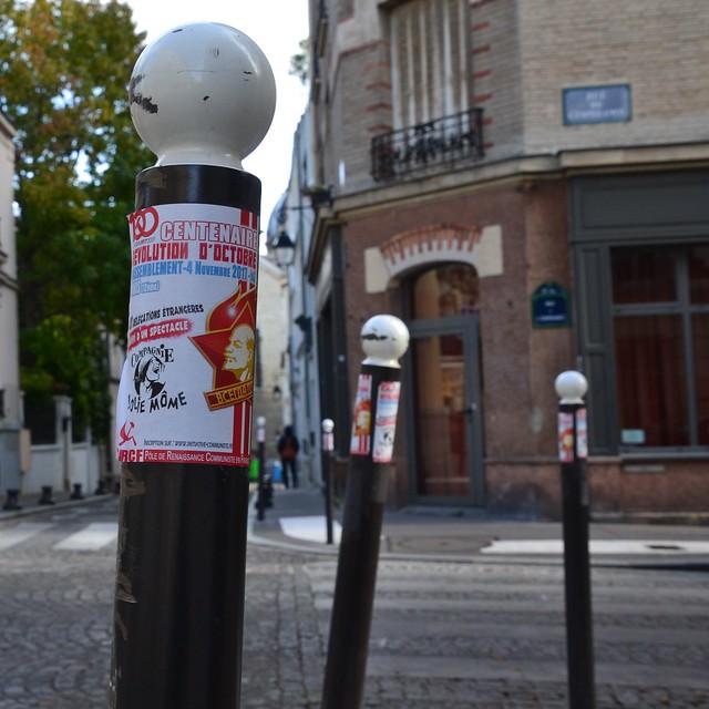 rue de l'Espérance, butte aux cailles