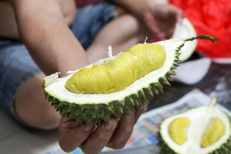 Time for durians!