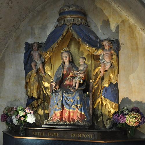 Notre-Dame de Paimpont | by Monestirs Puntcat