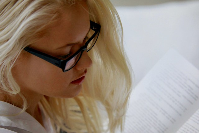 Lectrice / Reader