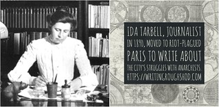 IDA TARBELL #100travelHERS | by sandrakaybee
