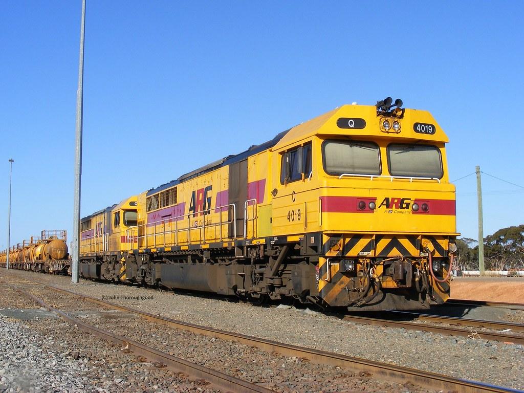 Q 4019-Q4010 West Kalgoorlie WA by John