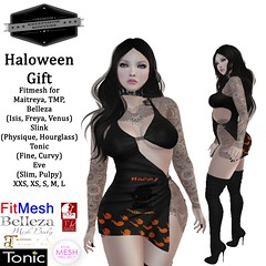 Kreepshow Ad Halloween Gift