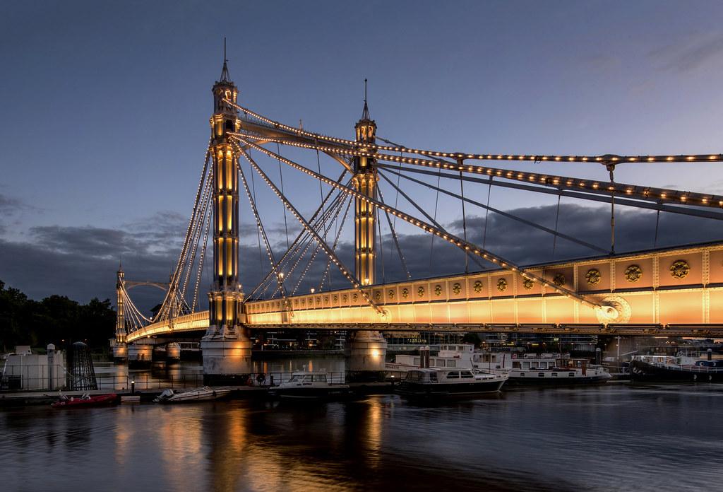The Jeweled Bridge