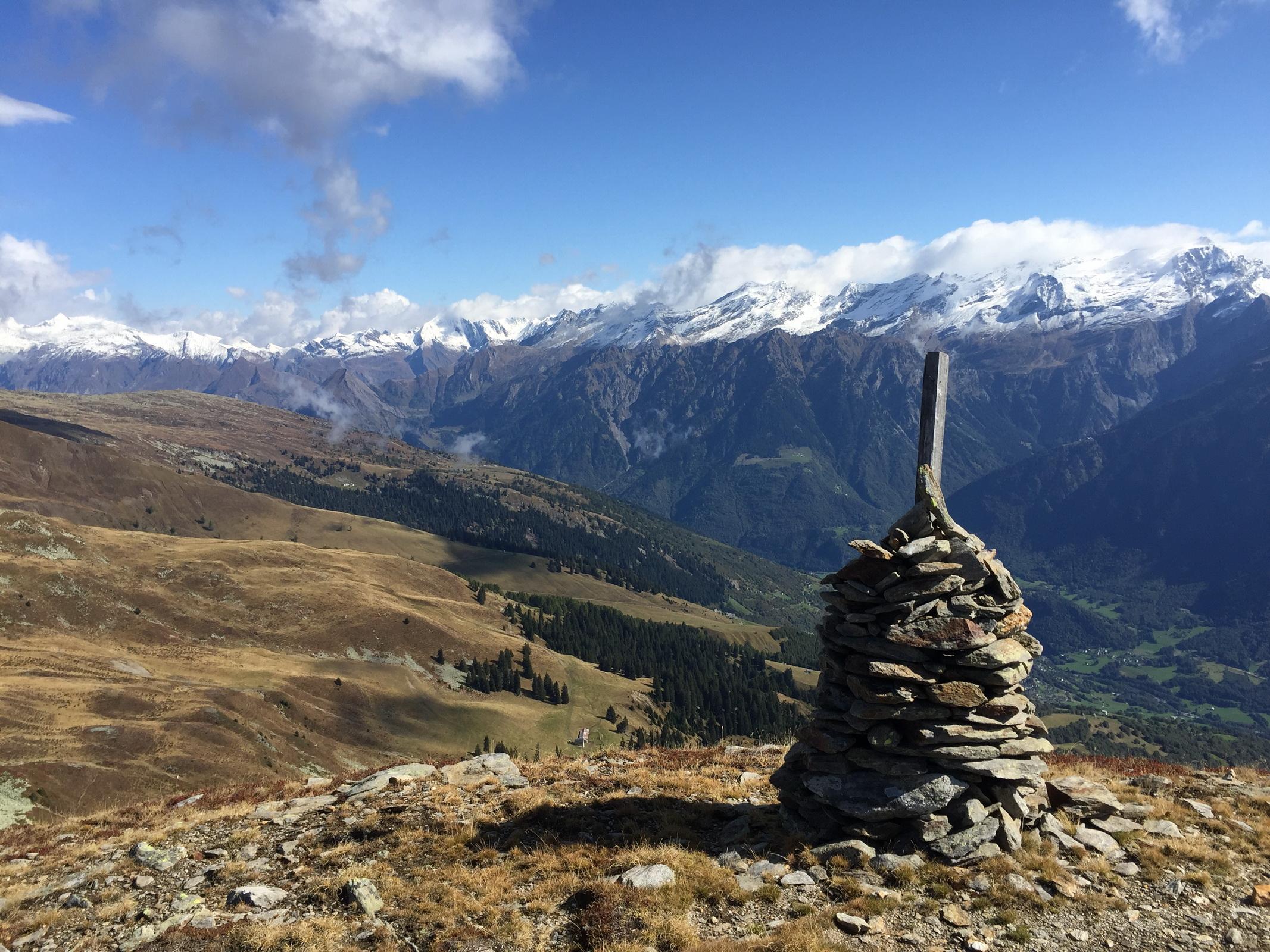 Wanderung Motto Crostel 24.09.2017