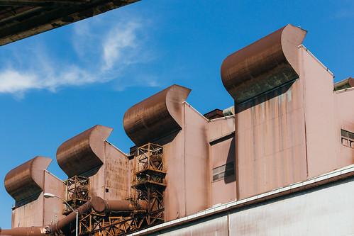 weirton westvirginia unitedstates us steelmill rustbelt vsco weirtonsteel