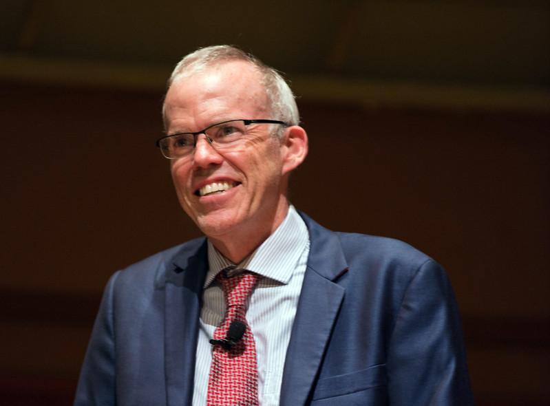 2017 Wege Lecture with Bill McKibben