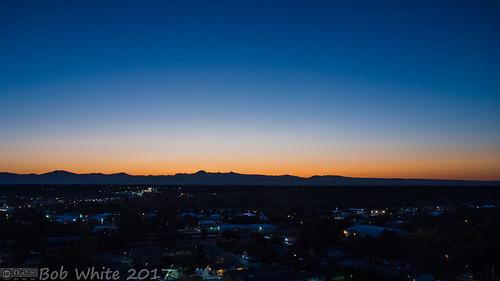 california norcal shastacounty redding night dark sunrise valley city mountains sierranevada glow morning mercymedicalcenter