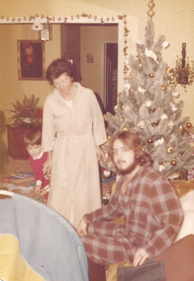70s Christmas.70s Christmas With Travis Jan And Corky 912greens Flickr