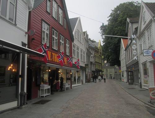 Street View in Bergen
