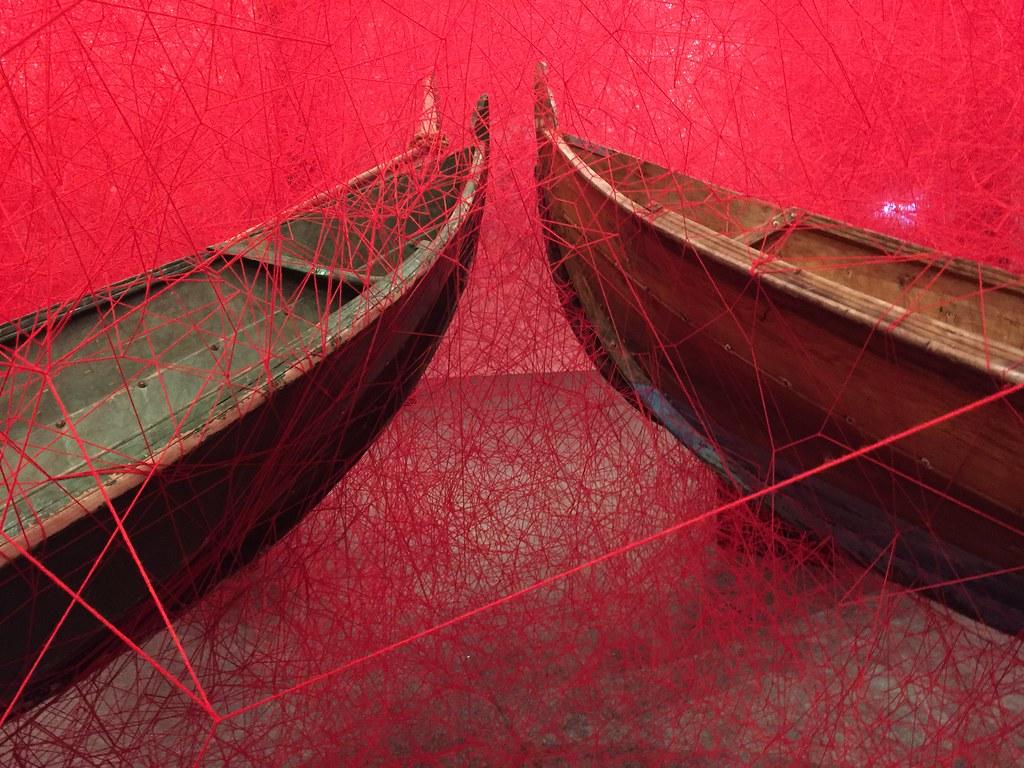 Chiharu Shiota: 'Direction'
