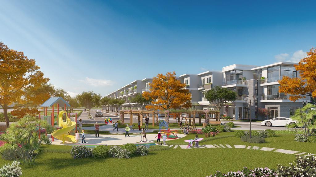 RioVista - Nhà phố Biệt thự view sông Quận 9 3