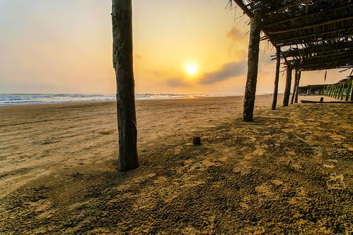 gulfcoast mexican mexico nikond5300 sigma1020 tuxpan veracruz beach coastal ilobsterit palapa sunrise mx
