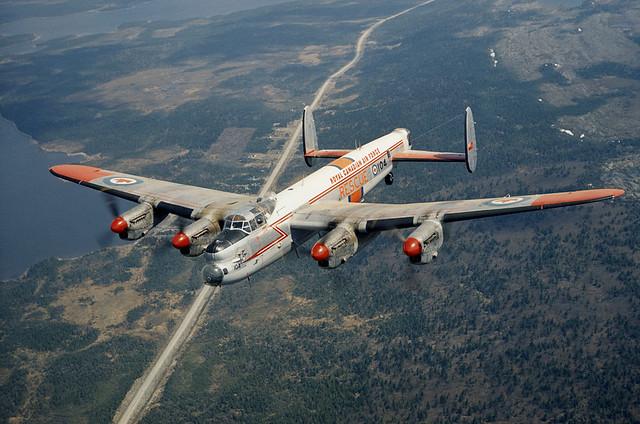 RCAF Rescue - Avro Lancaster - 104 [No date]