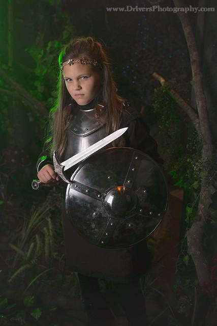 Emma Shaddix in Knights Valor | Photographer | Nashville | Model | Actor | Headshot
