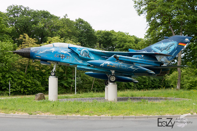 44+31 German Air Force (Luftwaffe) Panavia Tornado