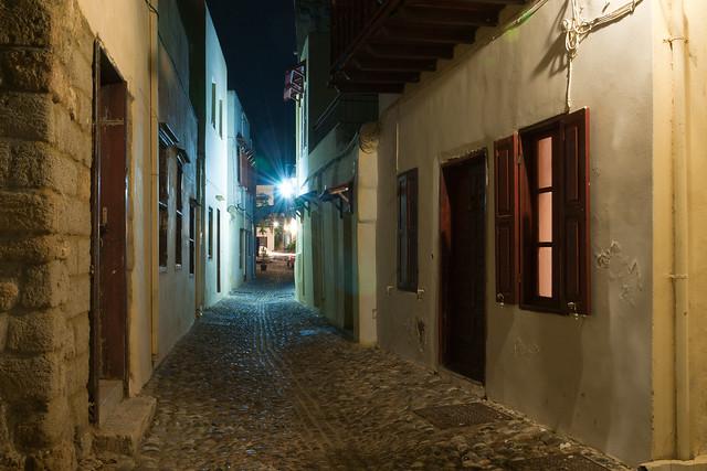 Medieval Lane