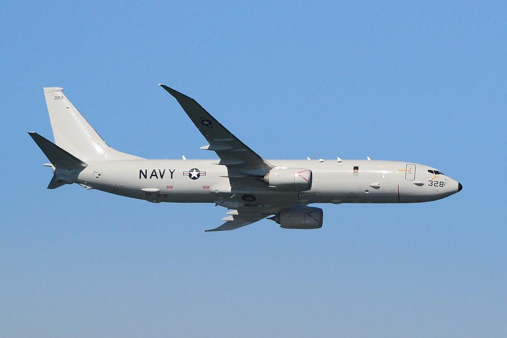 P-8A Poseidon 169328 | US Navy Boeing P-8A Poseidon 169328, … | Flickr