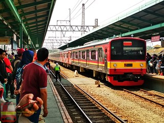Japan Railways 205; Manggarai | by Argo Sakurai