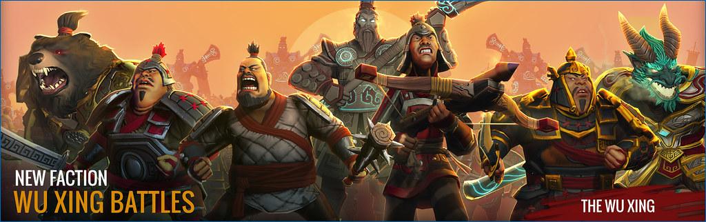 Orcs Must Die! Unchained - Wu Xing Battles