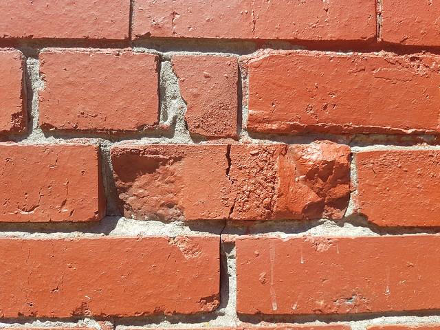 Overfired Bricks