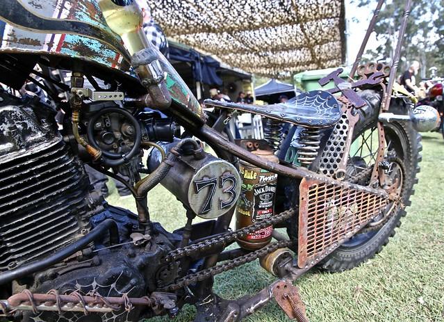 Rusty Rat Bike