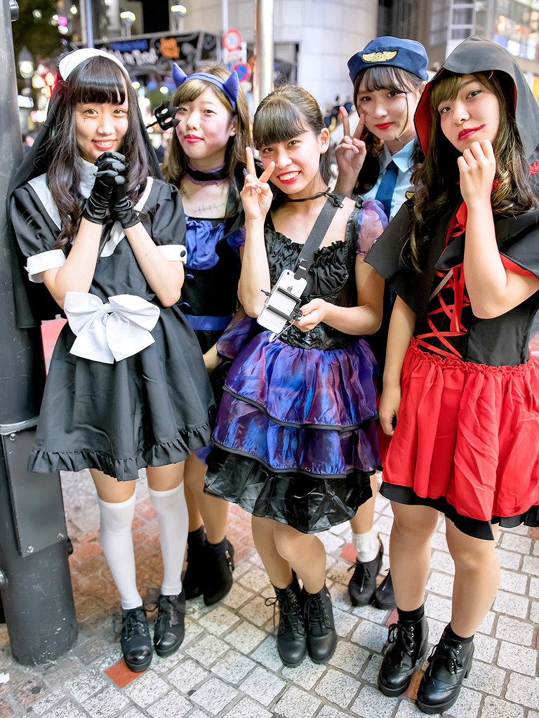 Japanese Halloween Costumes