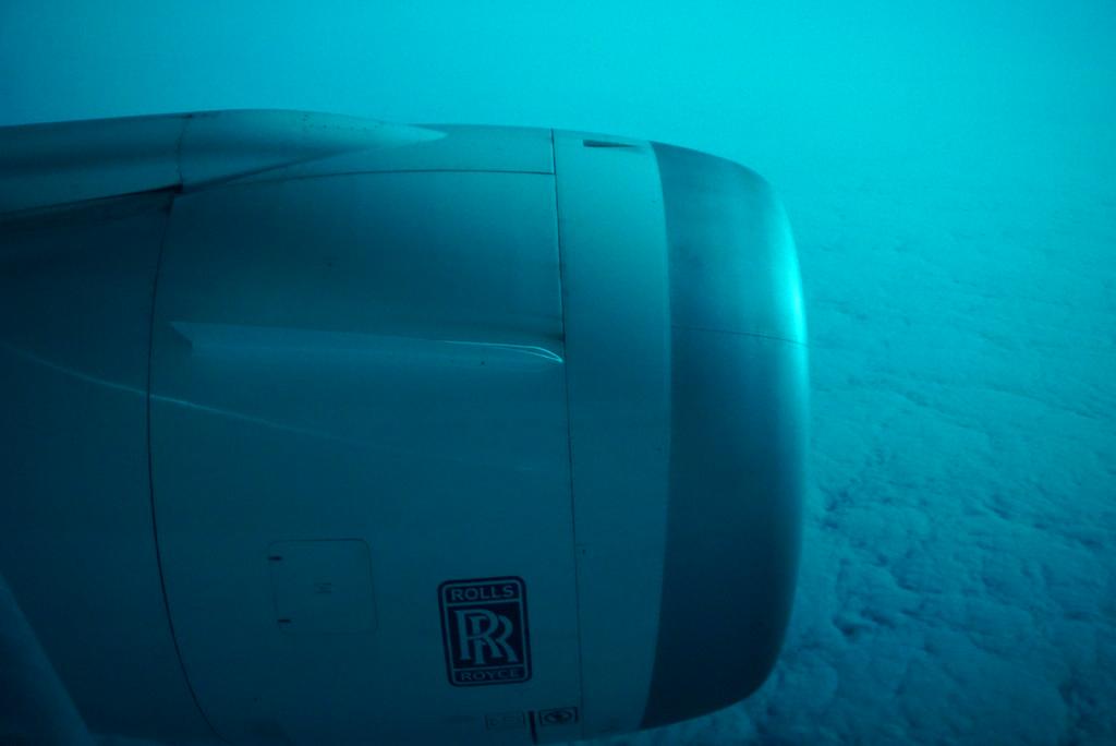 LOT Flight 24 WAW - LAX
