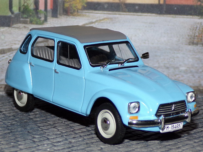 Citroën Dyane – 1970