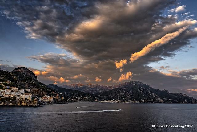Amalfi HDR