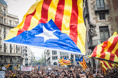Aftermath Of The Catalonian Independence Referendum | by Sasha Popovic | Photography