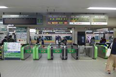 深夜まで賑わう新潟駅