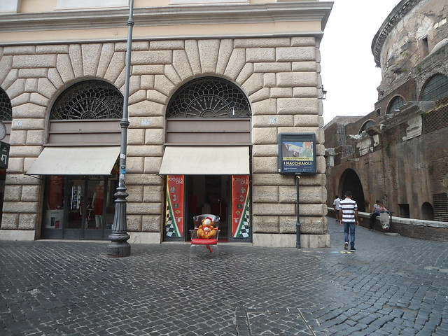 FORMULA ONE & Pantheon, Roma, Italia - www.meEncantaViajar.com