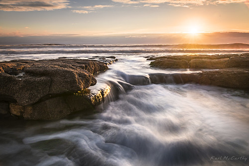 water sun sunset longexposure rocks seascape